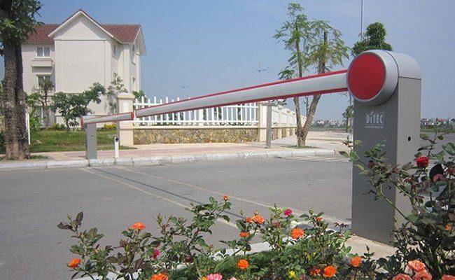 Barrier tự động DITEC (ITALIA) – MODEL QIK